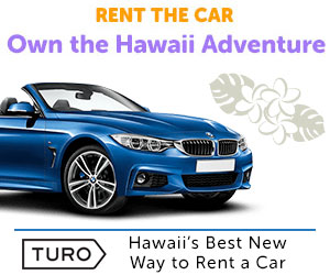 Book Your Hawaii Rental Car