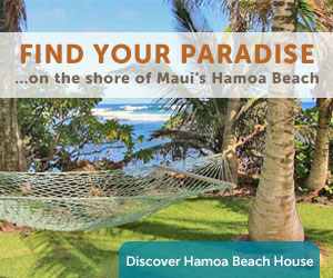 Book Hamoa Beach House