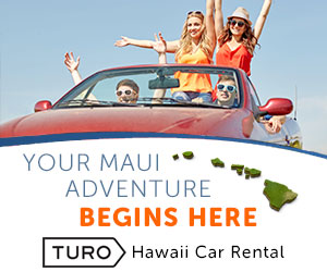 Book Your Maui Rental Car