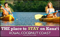 Explore East Kauai Lodging