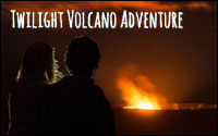 Twilight Volcano Adventure