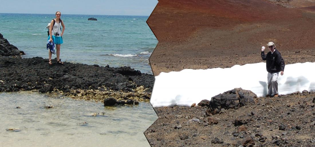 Hawaii - a diverse land of contrasts