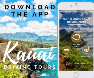 Kauai Driving Tour App