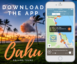 Oahu Driving Tours App