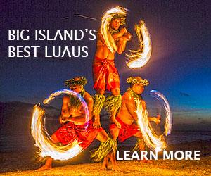 Big Island's Best Luaus