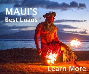 Maui's Best Luaus