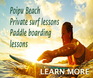 Poipu Beach Surf School