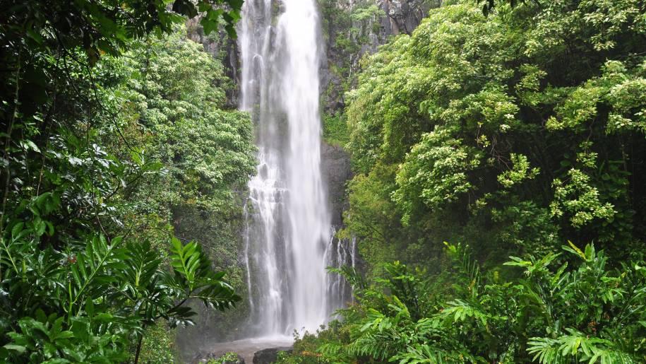 Wailua Falls - Beyond Hana