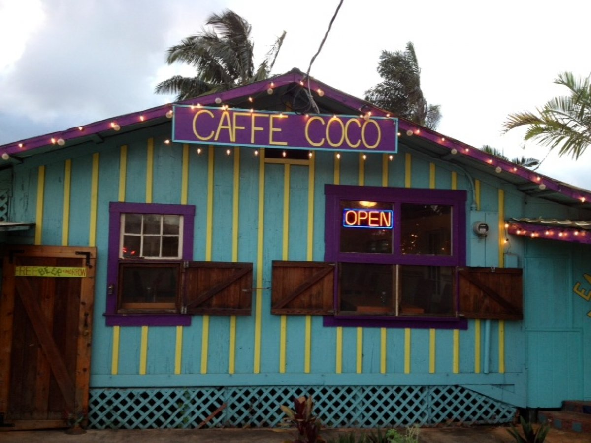 Hippie Cafe Kauai Menu